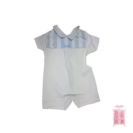 Pijama corto de bebé