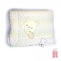 Manta polar para bebé