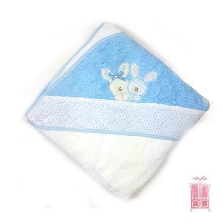 Toalla de baño para bebé