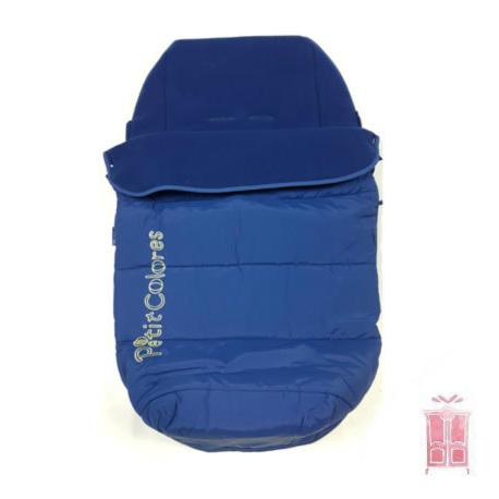 Saco de silla universal en color azul