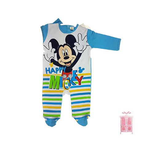Pijama de bebé 'Mickey'