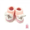 Patucos de bebé primera puesta
