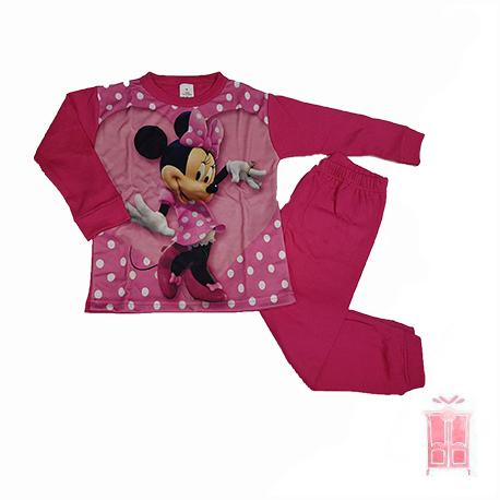 Pijama de niña 'Minnie'